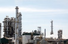 Dung Quat oil refinery operates effectively
