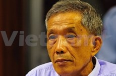 Life sentence proposed for Khmer Rouge prison chief