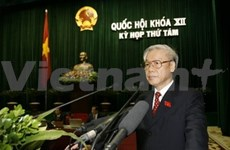 NA convenes to discuss socio-economic tasks
