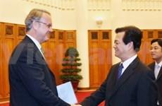 PM greets UN organisations' chiefs in Vietnam