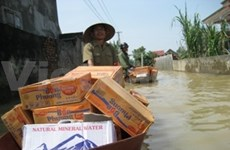 Floods claim 76 lives in central Vietnam
