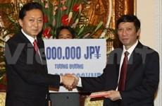 Japanese parliamentarians welcomed in Hanoi