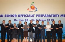 SOM prepares for ASEAN Summit, related summits