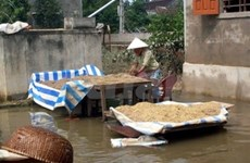 More donations for flood victims