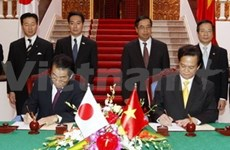Vietnam, Japan boost strategic partnership