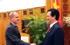 PM receives DPRK, Italian ambassadors