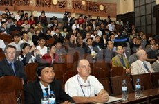 International ICT conference opens in Hanoi
