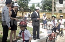First safe kids traffic park opens