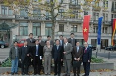 Education officials visit Germany