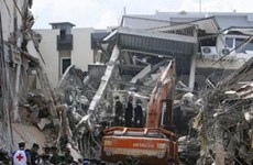 Natural disasters continue to hit Indonesia, Thailand