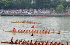 Vietnam to compete in Pattaya traditional boat race