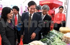 Int'l fairs aim to promote Vietnamese brands