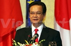 PM Dung attends forum on MDGs