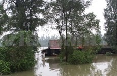 Int'l organisations assist flood victims