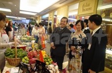 Vietnam attends Asia cuisine festival in Bangkok