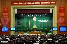 NA passes new laws, 2011 budget resolution
