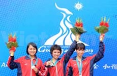 Asian Games:Sharp shooters shoot down two silvers
