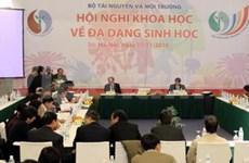 Vietnam recognised high biodiversity nation