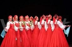 Russian cultural days launch in Da Nang