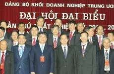 PM attends State-run business sector's Party congress