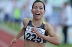 Vietnam's sprint stars gunning for 100m glory