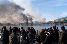 VN concerned about artillery strike on Korean peninsula