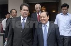 Vietnam, Cuba mark 50 years of diplomatic ties
