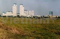 Hanoi meets land auction goals