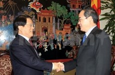 Vietnam, China strengthen cultural cooperation