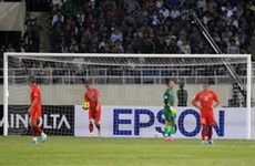 Philippines stagger Vietnam at AFF Cup