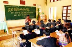 Remote North gets new classrooms, toilets