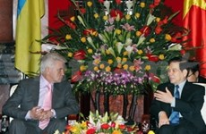 Vietnam values ties with Ukraine