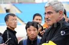 Vietnam faces early Cup exit