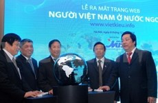 Website featuring Overseas Vietnamese launched