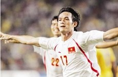 Football: Vietnam beats Singapore 1-0 in AFF quarters