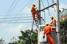 VN approaches target of all rural households getting access to power