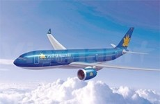 Flights from and to Hanoi resume operation