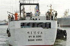 VN calls for rescue of sailors in Antarctic