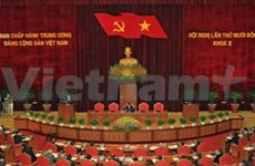 Party central committee convenes 14th meeting