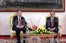 VN's parliamentary delegation visits Cambodia