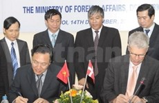 Denmark supports fine arts education in VN
