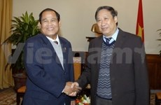 VN, Cambodia discuss role of religious affairs