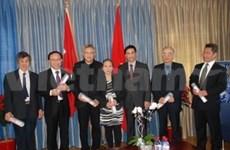 Overseas Vietnamese in Switzerland honoured