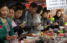 Hanoi's CPI hits 9.56 percent in 2010