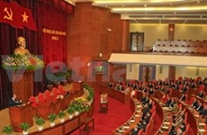 Party Central Committee concludes 14th meeting