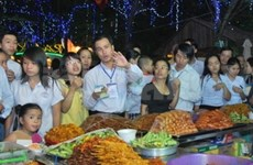 Gastronomy festival opens in Ho Chi Minh City