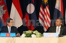 US, ASEAN go up on ladder of relationship