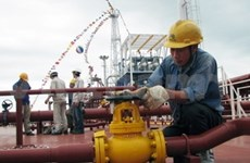 Oil and gas services set record in revenues