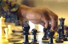 Int'l chess tournament kicks off in HCM City