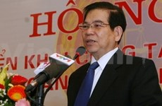President asks courts to improve justice quality